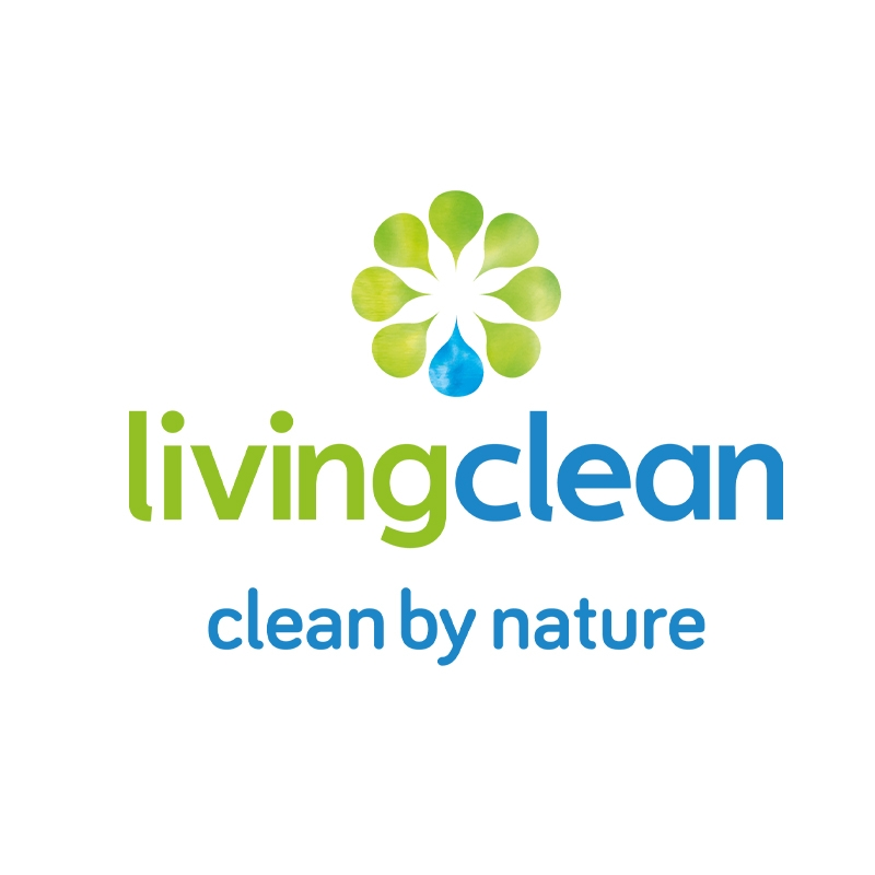 living clean logo